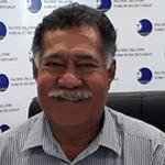 Ulu o Tokelau, Hon Afega Gaualofa at the 49th Pacific Leaders Forum in Nauru2